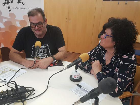 Entrevista a Ràdio Jove de Reus