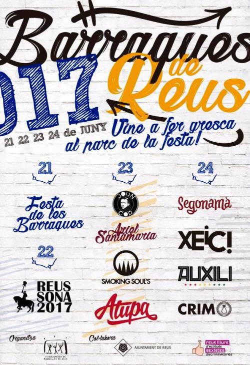 Concert de la banda a Barraques de Reus, 2017