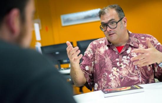Entrevista a Ariel Santamaria al Tarragona Digital