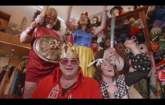 El videoclip d'El Barato!