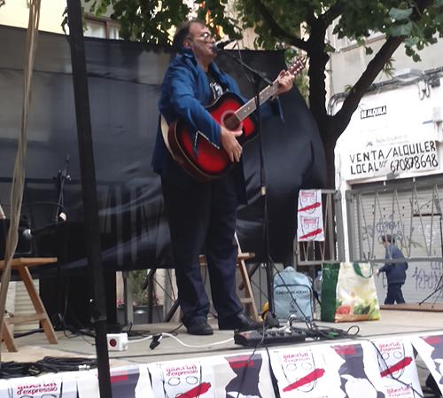 ariel santamaria - valtonyc - solidaritat