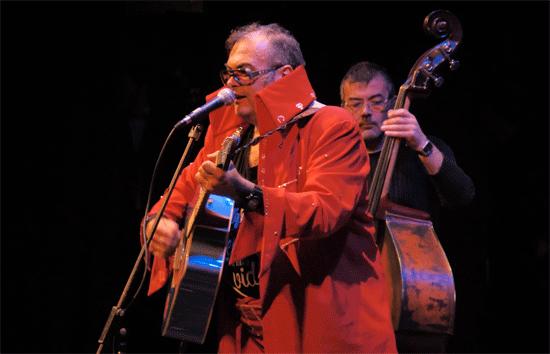 Concert benèfic al Teatre Fortuny de Reus
