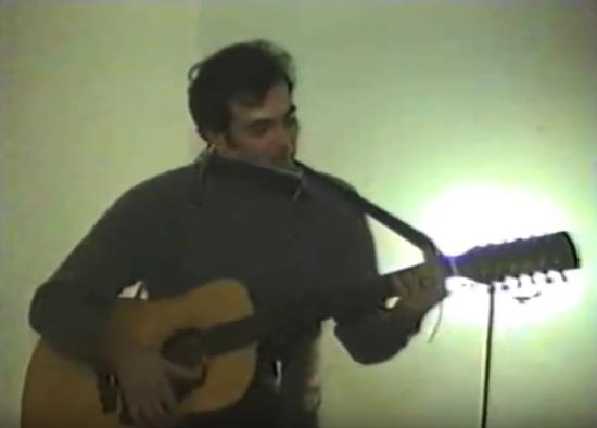 25è aniversari del debut d'Ariel Santamaria com a cantautor