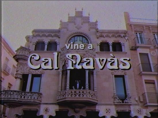 videoclip 'Vine a Cal Navàs'
