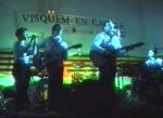 Ariel Santamaria en concert a La Palma de Reus (1994)